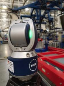 Automotive Tooling Laser Tracker