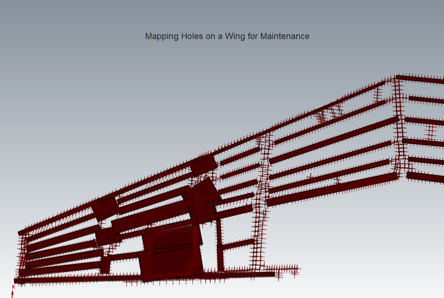 Faro Wing Tool Model