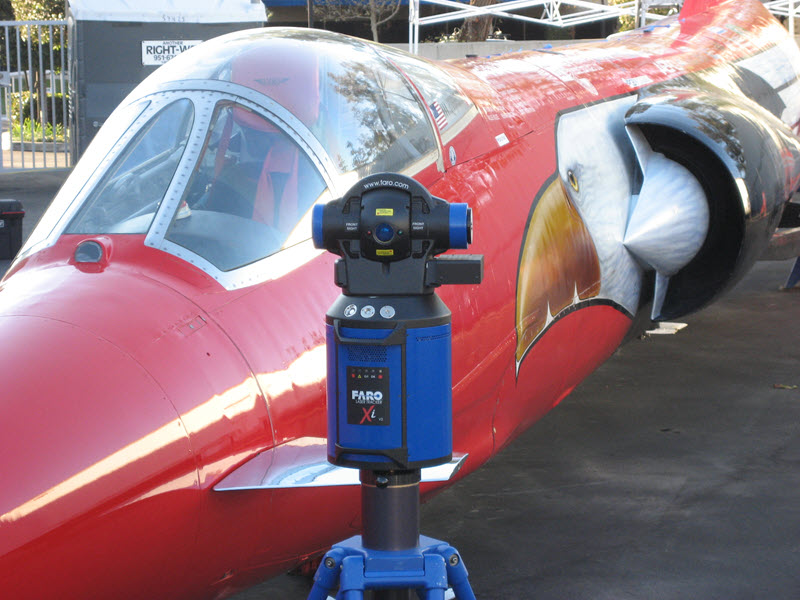 Laser Tracker Model X