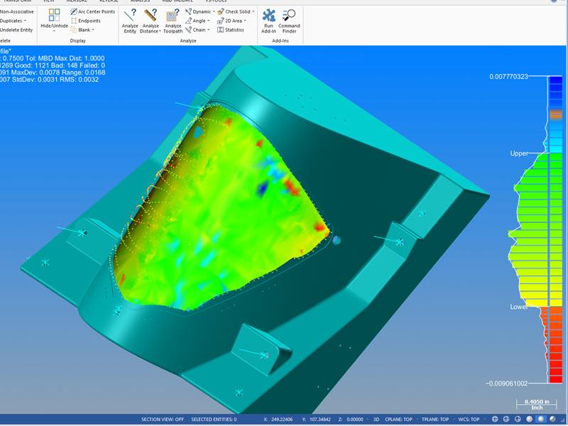 Aerospace Tooling Metrology